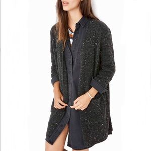 NWT Madewell Donegal Kent Cardigan Sweater ❄️ Sz S